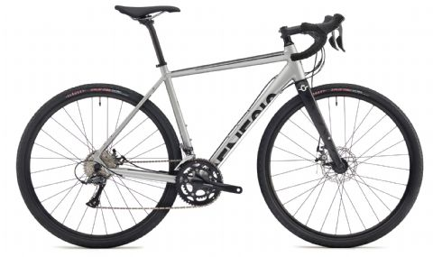Genesis CDA 10 Adventure Bike Grey 2018